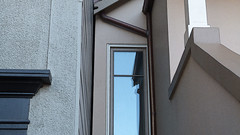 A13366 / residential details (janeland) Tags: sanfrancisco california 94121 richmonddistrict 25thavenue residential architecturaldetail window stucco pe016 neighbors february 2016 abstract