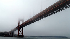 20160813_111012 (L Weiling) Tags: bridge fog red bay water goldengatebridge
