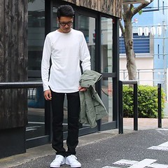 August 28, 2016 at 10:26AM (audience_jp) Tags: shop fashion t audienceshop  ootd japan kouenji  aud1747   t snap     t upscapeaudience tokyo audience coordinate