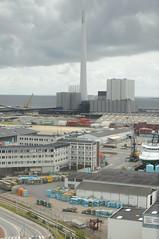 Hafenregion - Elsams Werk; Esbjerg, Dnemark (147) (Chironius) Tags: esberg dnemark esbjerg denmark danmark hafengebiet see nordsee meer northsea merdunord mardelnorte maredelnord industrie