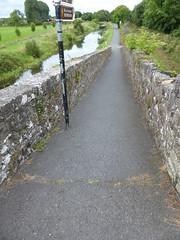 Canal walk (seikinsou) Tags: ireland westmeath summer canal royalcanal bridge walk signpost