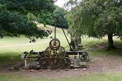 Up close (Elsie esq.) Tags: ra dieselelectriclocomotive fawley museum railway steam ilway