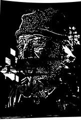 "Fishermen Sculpture Hommage (""Terra Mar"") (pedrosimoes7) Tags: fishermen pescadores pcheurs design sculpture escultura streetart blackandwhite blackwhite creativecommons streetphoto ecoledesbeauxarts leica blackwhitepassionaward"
