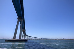 Coronado Bridge (fa5driver) Tags: sandiego bay flagship cruise coronadobridge panasonic gh3 714mm m43
