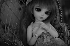 (Loony-Doll) Tags: littlefee chloe littlefe chlo fairyland bjd doll dolls poupe custo customise custom makeup acryliques eyes eyelashes wig leekeworld fc fullcusto littlefeechloe littlefechlo