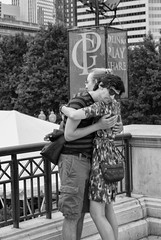 (jsrice00) Tags: leicammonochrom246 50mmf14summiluxasph chicago streetphotography hug explore