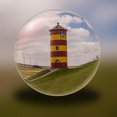Leuchtturm Pilsum (ralf.st) Tags: pilsum leuchtturm ralfstamm greetsiel niedersachsen glaskugel nordsee 2007 ostfriesland