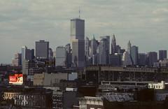 WTC 216 (stevensiegel260) Tags: worldtradecenter twintowers 1990s newyorkskyline manhattanskyline brooklyn