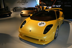 Lamborghini Cal (Clment Tainturier) Tags: motors valley museo lamborghini santagata bolognese cal