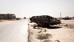 Libyan T-55 (Bro Pancerna) Tags: libyan t55