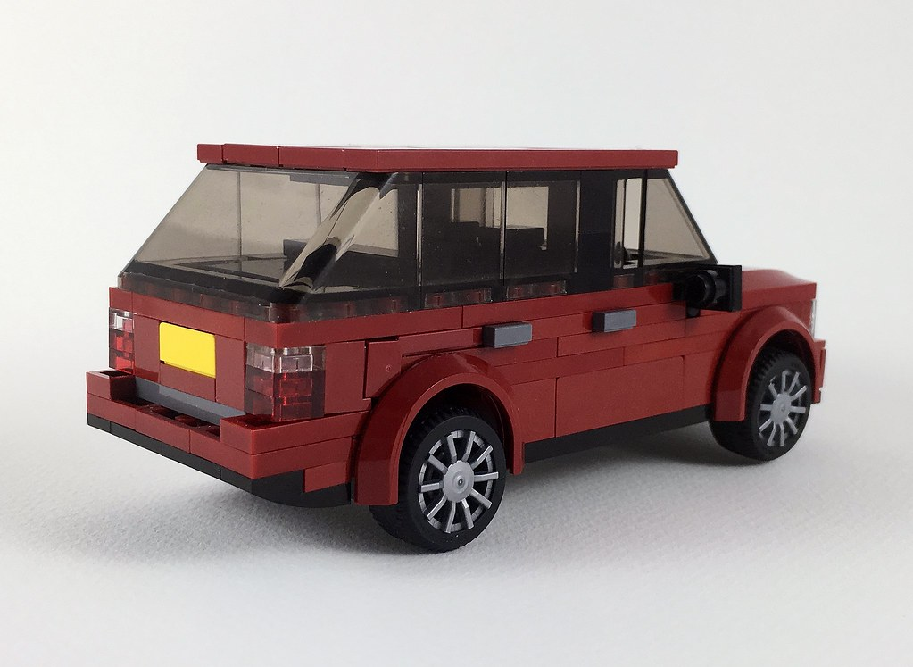 The World's newest photos of lego and range - Flickr Hive Mind