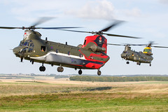 """""""Wokka formation"""" (Steve Matterface) Tags: odiham chinook jointhelicoptercommand 100anniversary 28squadron nook peggie nelly royalairforce pegasus 18sqn boeingvertol raf 18squadron peggy 28sqn 100years 27sqn helicopter mk4 nellie hc4 wokka anniversary 27squadron wokkaformation"""