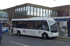 "YJ16DFE Alderton , Nailsea - ""Zara"" (neiljennings51) Tags: bus psv pcv portishead somerset alderton nailsea carmel bristol optare solo service 88c"