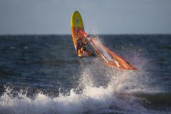 Jaeger Stone (KA-120) (Cold Hawaii World Cup) Tags: 2016 coldhawaii denmark klitmller netipcoldhawaiipwaworldcup2016 northsea pwa pwaworldcup thistedmunicipality windsurfing