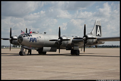 HISTORY MAKER (Scramble4_Imaging) Tags: boeing b29 superfortress bomber weapon ww2 worldwar2 warbirds warbird fifi commemorativeairforce caf airplane aviation aerospace aircraft plane