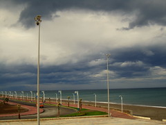 IMG_1470 (SyrianSindibad) Tags: beach coast cloudy peaceful morocco maroc mediteranean المغرب ouedlaou wadlao وادلاو