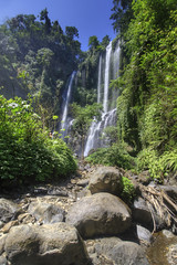 Sekumpul Waterfall Revisit (Pandu Adnyana (thanks for 100K views)) Tags: bali forest indonesia waterfall air terjun sawan singaraja buleleng sekumpul
