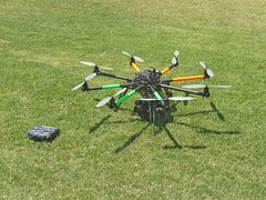 UAV (Unmanned Aerial Vehicle)  P1050272