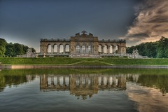 Gloriette - Schönbrunn (socrates197577) Tags: vienna nikon hdr giardino photomatix mygearandme me2youphotographylevel1