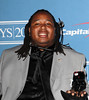 Eric LeGrand 2012 ESPY Awards - Press Room at the Nokia Theatre L.A. Live Los Angeles, California