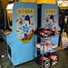 Wreck-It Ralph arcade game for San Diego Comic-Con