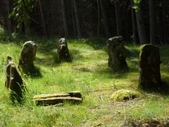 Photo of Glassel Stone Circle