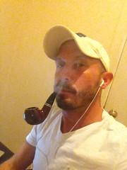 (shaneiswicked) Tags: pipe smoking smoker pipesmoker
