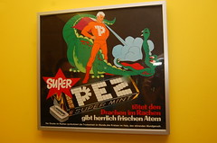 Super PEZ Super Mint (feldamundo) Tags: pez advertising center visitors dispensers vistor