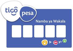 Ghana_Tigo Pesa Agent Number_Agent network
