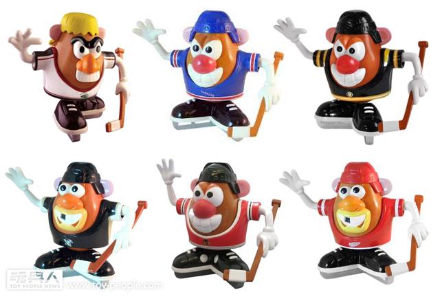 玩具界的熱血男孩-運動健將vs.搖滾樂手蛋頭先生專題報導