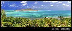 The view.... (IC360) Tags: blue trees canon island islands paradise pano north jim images palm virgin sound british gorda caribbean bvi necker tschetter bvis eustatia ic360