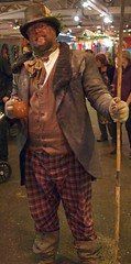 Victorian Gentleman (Photo Rattus) Tags: digital olympus dickensfair dickens christmasfair ep2 lumix20mm olympusep2