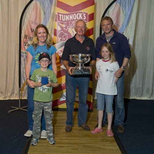 Family trophy winners WHYW