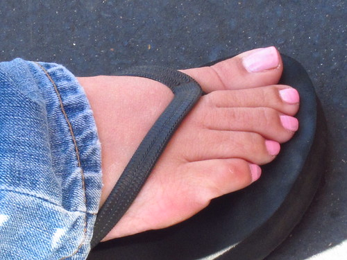 Mature Latina Feet 84