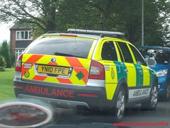 West midlands ambulance service skoda octavia scout rapid response vehicle. (policeambulancefire(2)) Tags: blue west honda lights pier call first plate rr ambulance grill led aid yelp boxer vehicle leds service hilo 12 care emergency paramedic rapid peugeot crv vauxhall octavia midlands response unit 999 sirens wail bullhorn commuity whelen strobes airhorn lightbar responder rrv technican monavo practicioner sckoda
