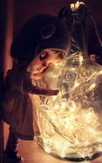 She keeps a light burning for every dream she dreams...