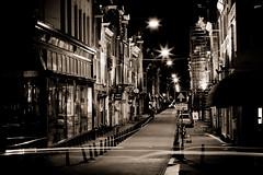 Amsterdam All Nighter 2012 (~shrewd~) Tags: street old light bw white house black building church netherlands amsterdam architecture night geotagged dawn licht ancient nightshot nacht kirche fav20 architektur sw prinsengracht dmmerung fav30 altstadt weiss sonnenaufgang morgen gebude fkk schwarz aan gracht weis fav10 strase flickrklubkarlsruhe geo:tool=yuancc geo:lon=4888036 geo:lat=52373687 amsterdamallnighter2012 geo:lon=4911822 geo:lat=52362642
