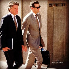 SUITS (marc falardeau) Tags: city summer toronto ontario canada nikon suits august guys tuesday 44 gayphotographer onkingstreetwest