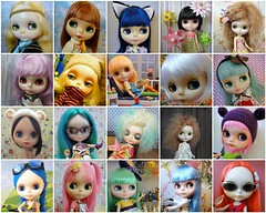 My Blythe Family  :  Tagged by stardust96