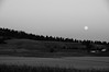 We come on a ship that sailed the moon (exit1A) Tags: blackandwhite august fullmoon wheatfields palouse rurallife grainmoon goldhillid