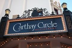 Carthay Circle Restaurant (Sarah B in SD) Tags: food disneyland disney eat socal anaheim dca dlr finedining carthaycirclerestaurant