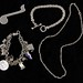 4070. Sterling Silver Jewelry Grouping