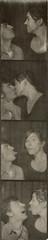 Palais de Tokyo - Paris, France (08.10.2012) (deannastaffo) Tags: paris france de tokyo photobooth palais blackandwhitephotography photostrip filmphotography dipanddunk