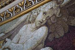 Maybe it's Mikael. (Shitray) Tags: italien italy vatican rome roma angel nikon italia mosaic cath rom mosaik peterskirken vatikanstaten nikon35mmf18gafs katolisisme d3100