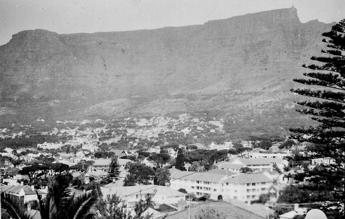 South African photographs from 1954 - Cape Town-2
