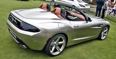 BMW Zagato Coupe (Ian P. Miller Photography) Tags: california monterey convertible pebblebeach bmw concept coupe 2012 concoursdelegance zagato