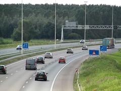 A27 Achterkade-3 (European Roads) Tags: road netherlands highway motorway freeway nl lexmond a27 everdingen autosnelweg knooppunt rijksweg achterkade