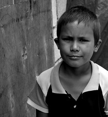 DSC_0344 (elishahurlocker) Tags: school blackandwhite kids honduras teaching potrait lospinos