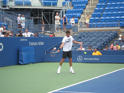 Delpo launches forehand