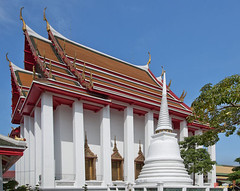 Wat Kanlayanamit Wiharn (DTHB544) วัดกัลยณมิตรวรมหาวิหารพระวิหาร